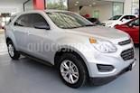 Foto venta Auto Seminuevo Chevrolet Equinox LS (2017) color Plata precio $315,000