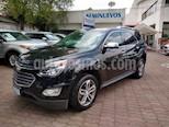Foto venta Auto usado Chevrolet Equinox LT Paq. B (2017) color Negro precio $329,000