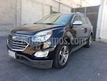 Foto venta Auto usado Chevrolet Equinox LTZ color Negro precio $340,000