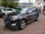 Foto venta Auto usado Chevrolet Equinox LTZ (2017) color Negro precio $305,000