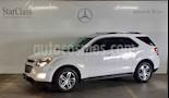 Foto venta Auto usado Chevrolet Equinox LTZ (2016) color Blanco precio $319,000