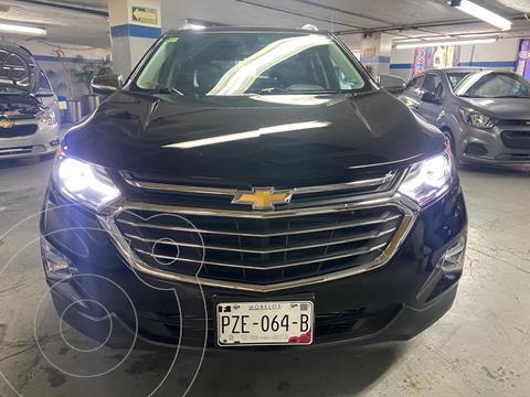 Chevrolet Equinox Premier usado (2018) color Negro precio $390,000