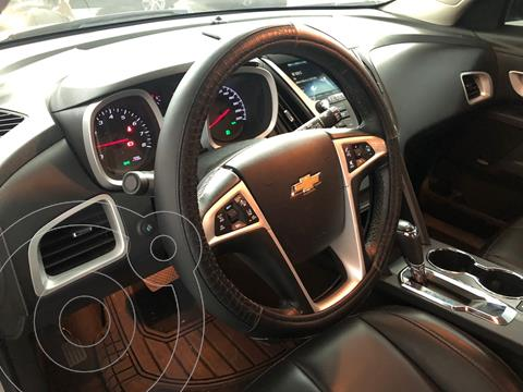 Chevrolet Equinox LTZ usado (2017) color Plata Dorado precio $292,900