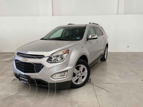 Chevrolet Equinox LTZ usado (2016) color Plata Dorado precio $245,000