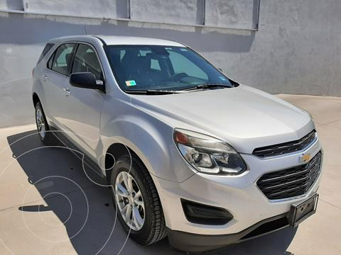 Chevrolet Equinox LT usado (2017) color Plata Dorado precio $310,000