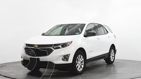 Chevrolet Equinox LS usado (2019) color Blanco precio $386,500