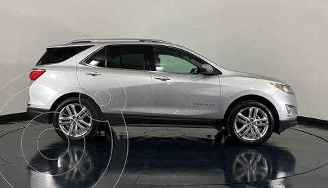 Chevrolet Equinox Premier usado (2018) color Plata precio $397,999