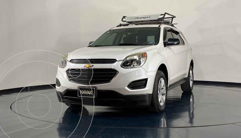 Chevrolet Equinox LS usado (2017) color Blanco precio $282,999