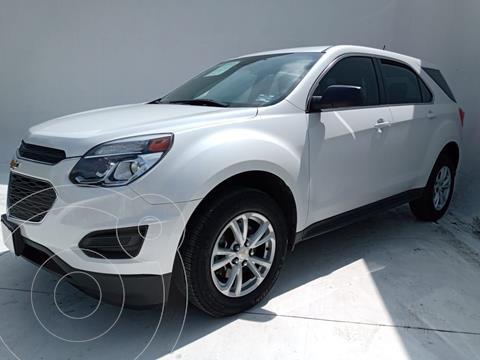Chevrolet Equinox LS usado (2017) color Blanco precio $290,000