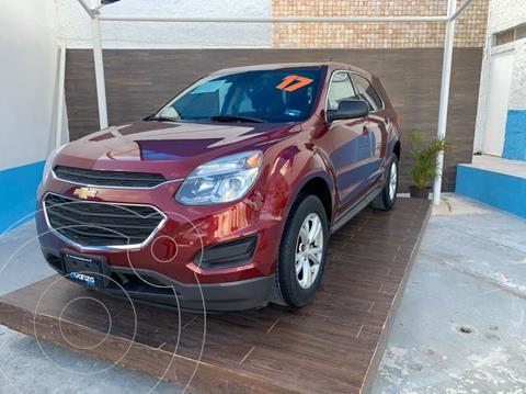Chevrolet Equinox LS usado (2017) color Rojo precio $264,900