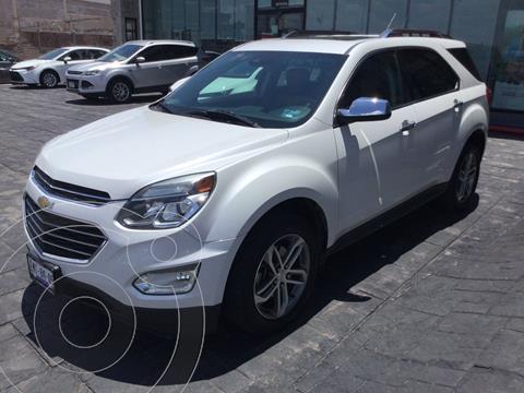 Chevrolet Equinox LTZ usado (2017) color Blanco precio $325,000