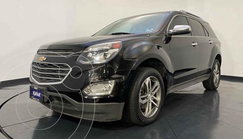 Chevrolet Equinox LTZ usado (2016) color Negro precio $272,999