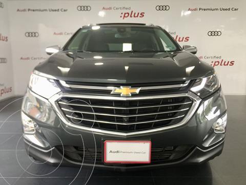 Chevrolet Equinox Premier Plus usado (2019) color Gris financiado en mensualidades(enganche $178,276 mensualidades desde $9,231)