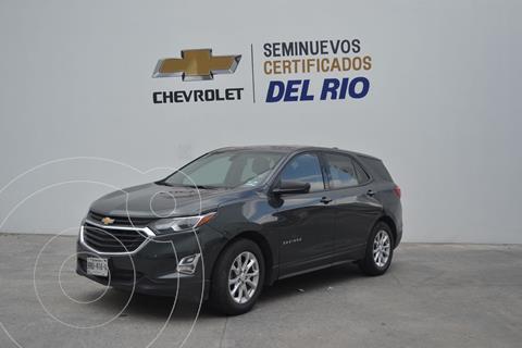 Chevrolet Equinox LS usado (2018) color Gris Oscuro precio $365,000