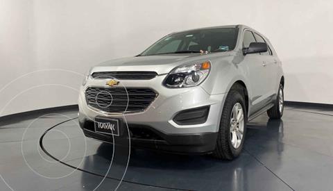 Chevrolet Equinox LS usado (2018) color Plata precio $279,999