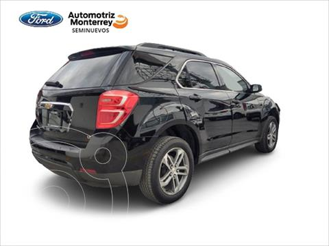 Chevrolet Equinox 5P LT L4/2.4 AUT usado (2017) color Negro precio $284,900