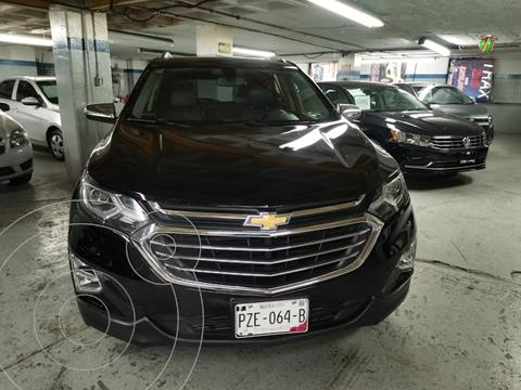 Chevrolet Equinox Premier usado (2018) color Negro precio $389,999