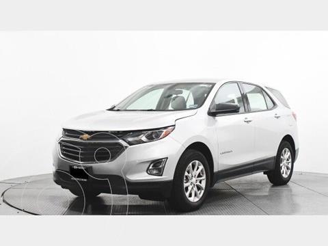 Chevrolet Equinox LS usado (2018) color Plata Dorado precio $340,300