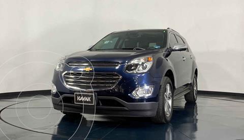 Chevrolet Equinox Premier usado (2017) color Azul precio $332,999