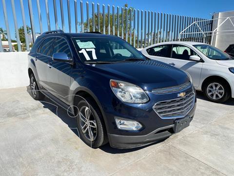 Chevrolet Equinox Premier usado (2017) color Azul Marino precio $325,000