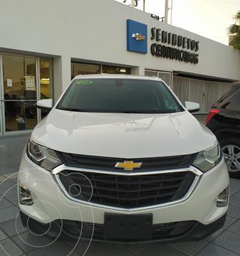 Chevrolet Equinox LS usado (2020) color Blanco precio $470,000