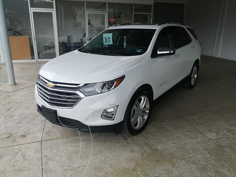 Chevrolet Equinox Premier Plus usado (2020) color Blanco precio $549,000