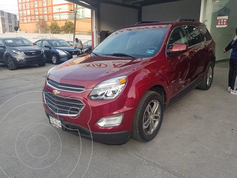 Chevrolet Equinox LT usado (2017) color Rojo Cerezo precio $275,000