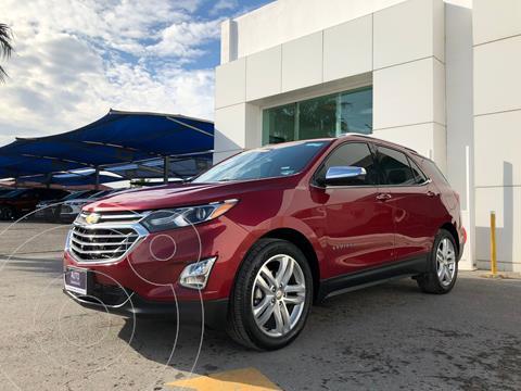 Chevrolet Equinox Premier Plus usado (2019) color Rojo precio $440,000