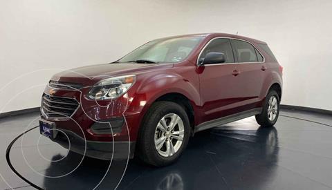 Chevrolet Equinox LS usado (2016) color Rojo precio $247,999