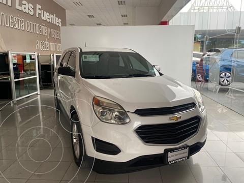 Chevrolet Equinox LS usado (2017) color Blanco precio $285,000
