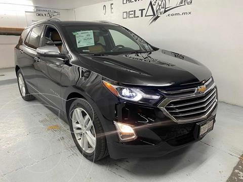Chevrolet Equinox Premier Plus  usado (2021) color Negro precio $579,000