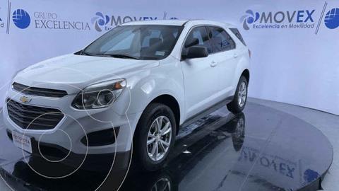 Chevrolet Equinox LS usado (2017) color Blanco precio $275,000