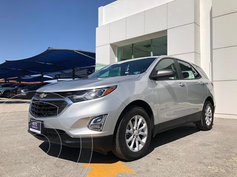Chevrolet Equinox LS usado (2020) color Plata Dorado precio $465,000