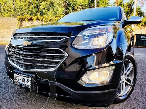 Chevrolet Equinox LTZ usado (2017) color Negro precio $220,000