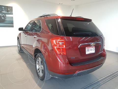 Chevrolet Equinox LTZ usado (2016) color Rojo precio $300,000
