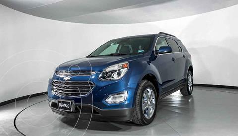 Chevrolet Equinox LT usado (2016) color Azul precio $257,999
