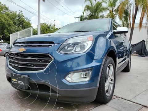 Chevrolet Equinox LT usado (2016) color Azul Acero precio $289,000