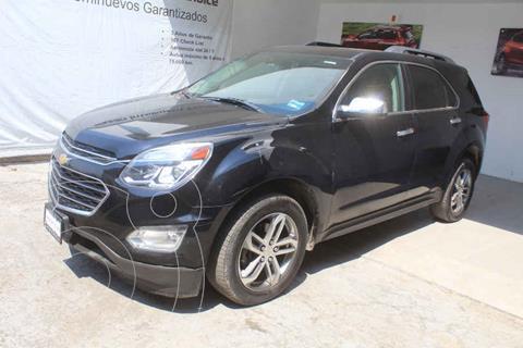 Chevrolet Equinox Premier usado (2017) color Negro precio $289,000