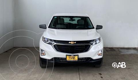 Chevrolet Equinox LT usado (2020) color Blanco precio $445,000