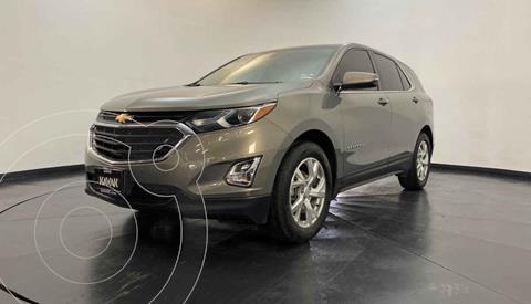 Chevrolet Equinox LT usado (2018) color Dorado precio $332,999