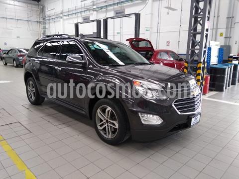 Chevrolet Equinox LTZ usado (2016) color Negro precio $275,000