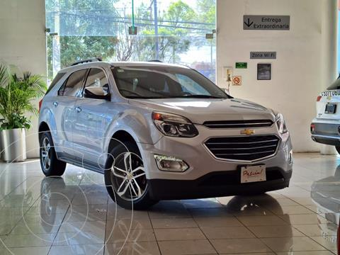 Chevrolet Equinox LTZ usado (2017) color Plata Dorado precio $312,000