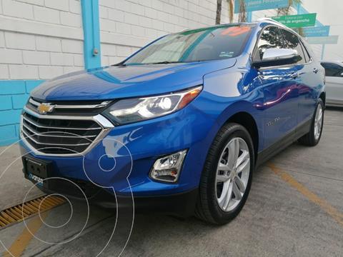 Chevrolet Equinox Premier Plus usado (2019) color Azul precio $492,000