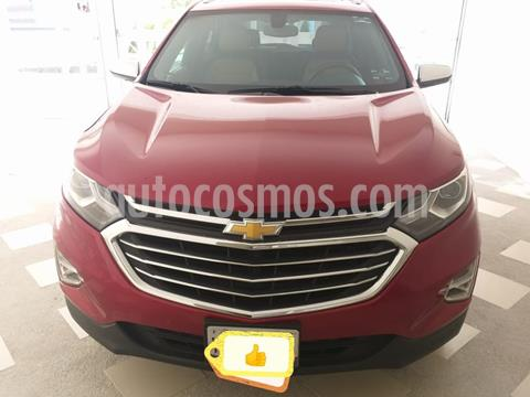 Chevrolet Equinox Premier usado (2018) color Rojo precio $329,000