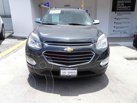 Chevrolet Equinox Premier usado (2017) color Gris precio $350,000