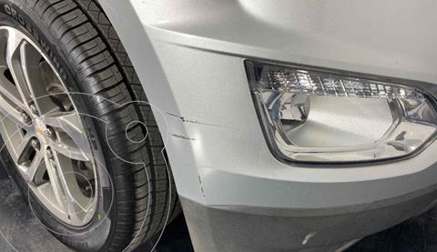 Chevrolet Equinox LTZ usado (2016) color Plata precio $274,999
