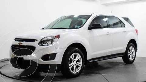 Chevrolet Equinox LS usado (2016) color Blanco precio $215,000