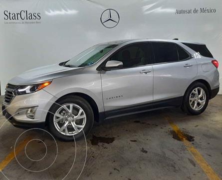 Chevrolet Equinox LT usado (2018) color Plata precio $329,900
