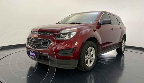 Chevrolet Equinox LS usado (2016) color Rojo precio $242,999