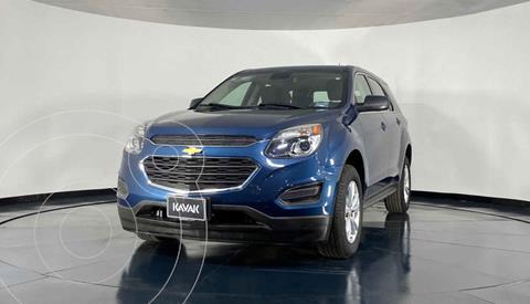 Chevrolet Equinox LS usado (2017) color Gris precio $282,999